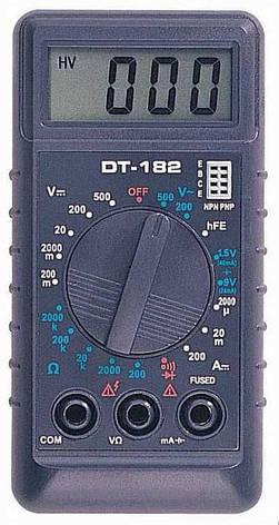 Цифровой мультиметр DT-182, фото 2