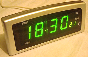 Часы электронные Caixing CX-818, фото 2