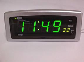 Часы электронные Caixing CX-818, фото 3