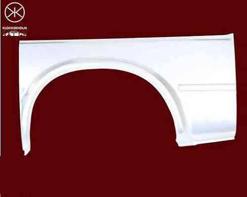 Ремонтная часть заднего крыла Ford Transit -00, короткая база, арка, цинк, внешняя, правая (FPS) , фото 2
