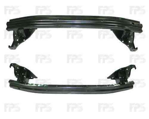 Шина переднего бампера Fiat Doblo 01-04 (FPS)