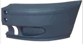 Угольник переднего бампера Ford Transit 00-06 левый, без отв. (FPS)
