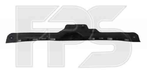 Крепеж бампера Ford Fiesta 09-, средняя часть (FPS) 1514064