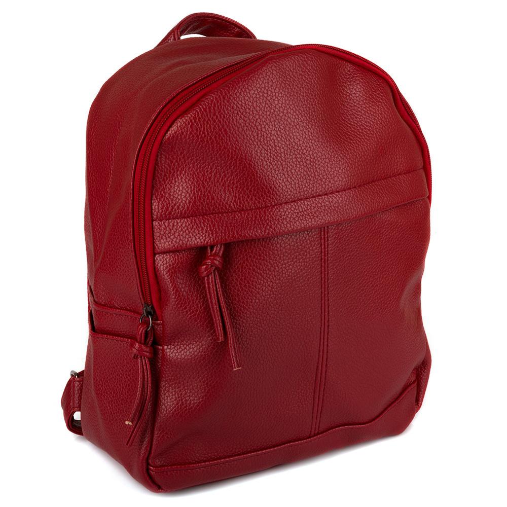Модный женский рюкзак 362 red