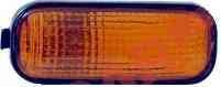 Указатель поворота на крыле Honda Accord 4 92-93 (Cb3/Cb7) левый, желтый (Depo) 33850SM4G13