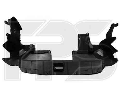 Защита двигателя пластиковая Honda CR-V 06-09 (FPS)