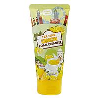 Esfolio Tea Time Lemon Foam Cleanser  Пенка для умывания чай с лимоном, 120мл.