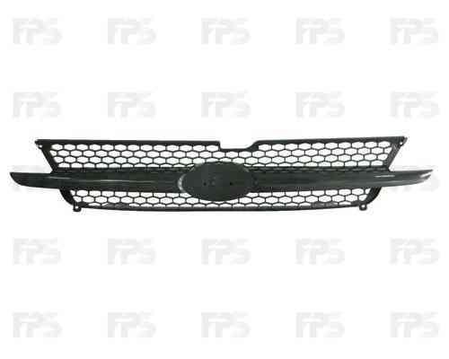 Решетка радиатора Hyundai Getz 02-05 комплект, хром (FPS)