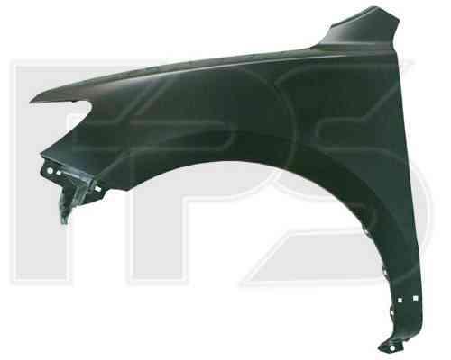 Крыло переднее левое Hyundai Santa Fe 06-12 CM (без отв. повт., с отв. молд.) (FPS) 663100W260