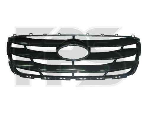 Решетка радиатора Hyundai Santa Fe 10-12 CM без рамки (FPS)