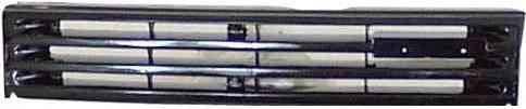 Решетка радиатора Mazda 323 85-87 (BF) (FPS), фото 2