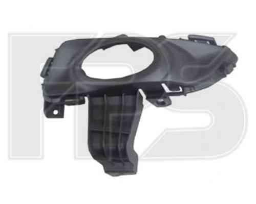 Решетка бампера Mazda 3 04-06 Седан под ПТФ, правая (FPS)
