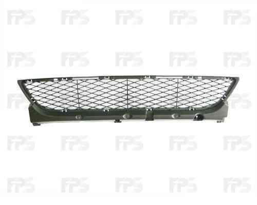Решетка бампера Mazda 3 04-06 Седан средняя (FPS)