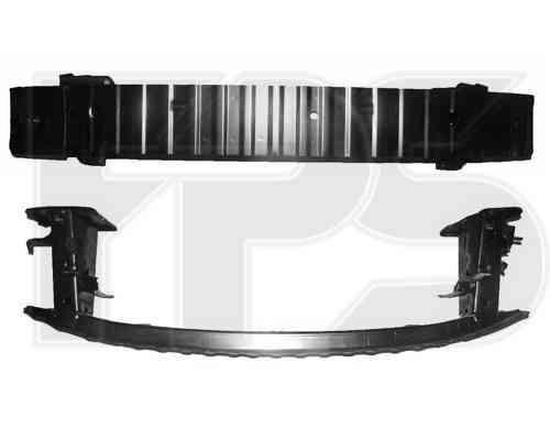 Шина переднего бампера Mazda 3 06-09 Хетчбэк (FPS)