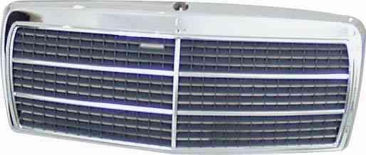 Решетка радиатора Mercedes E190 W201 82-93 комплект (FPS)