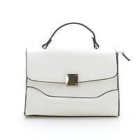 Оригинальный модный стильный клатч -сумочка L. Pigeon , белый