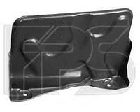 Защита двигателя пластиковая Hyundai ix-35 10-15, правая, боковая (FPS)