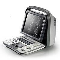 Портативный ультразвуковой сканер Черно-белый  A6 sonoscape + датчик в комплекте, фото 1