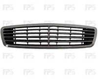 Решетка радиатора Mercedes S-class W220 02-05 (FPS)