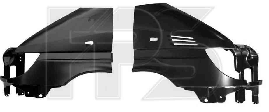 Крыло переднее правое Mercedes Sprinter 00-06 (с отв., крепеж фары) (FPS)