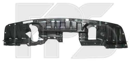 Защита бампера передняя Mitsubishi Lancer X (10) 07-12 (не подходит ralliart) 5379A046