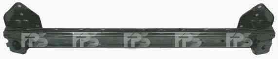 Шина заднего бампера Mitsubishi Lancer X (10) 07- Седан, нижняя (FPS)