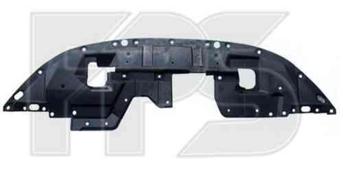 Защита бампера передняя Mitsubishi Outlander XL 07-12 (FPS)
