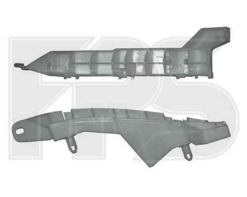 Крепеж бампера Mitsubishi L200 / Triton 05-10, правый (FPS) MN146320