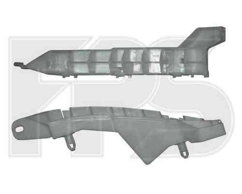Крепеж бампера Mitsubishi L200 / Triton 05-10, правый (FPS) MN146320, фото 2