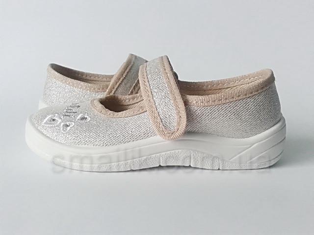 15518c49954b06 Мокасины для девочки ТМ Waldi Алина серебро 24-30р: продажа, цена в ...