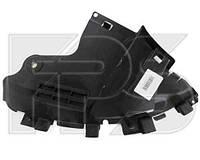 Защита бампера передняя Renault Sandero 13-, правая (FPS)