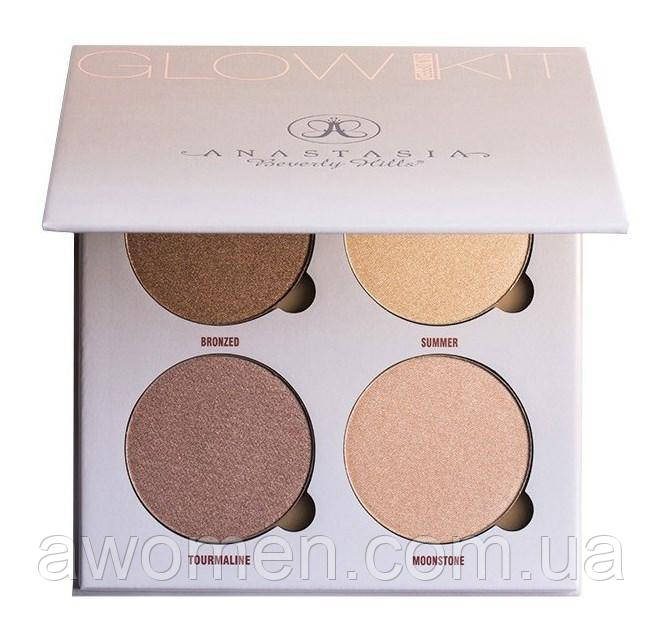 Набор хайлайтеров Anastasia Beverly Hills Glow Kit  цвет (Sun Dipped)