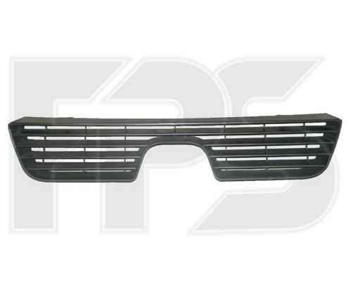 Решетка радиатора Samand EL / LX 06- черная (FPS)