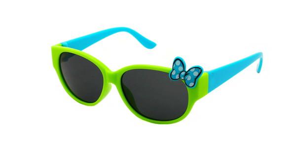 Стильные солнцезащитные детские очки Джения