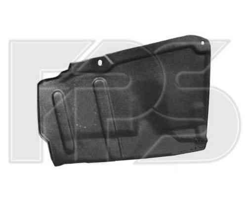 Защита двигателя пластиковая Toyota RAV4 06-12, боковая, левая (FPS)