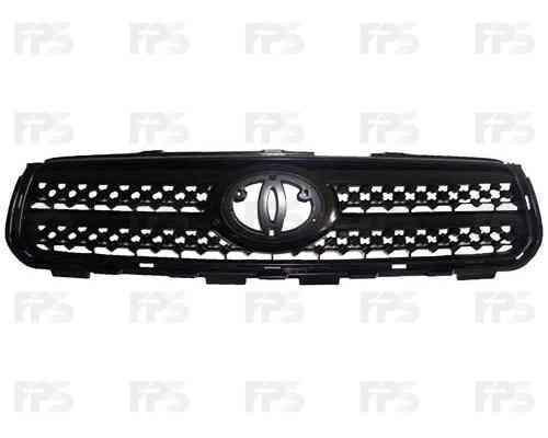 Решетка радиатора Toyota RAV4 06-08 черная (FPS) 5310142150