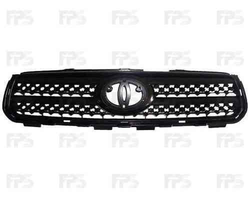 Решетка радиатора Toyota RAV4 06-08 черная (FPS) 5310142150, фото 2