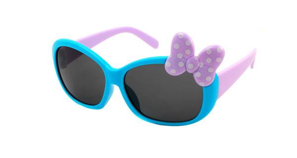 Стильные очки от солнца для девочки Джения