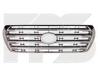 Решетка радиатора для Toyota Land Cruiser 200 '07- хром (FPS)