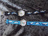 Часы детские  Дельфин
