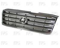 Решетка радиатора для Toyota Land Cruiser 100 '98-05 хром (FPS)