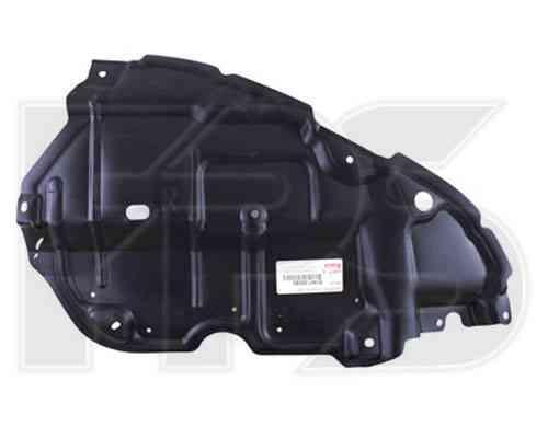 Защита двигателя пластиковая Toyota Camry V40 06-11 правая (FPS)