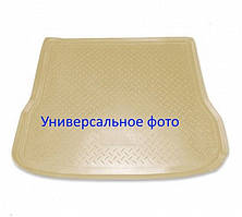 Коврик в багажник Honda Accord VII SD (03-08) полиуретановый  беж