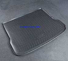 Коврик в багажник Mini Countryman (R60) (10-) полиуретановый  ровный пол