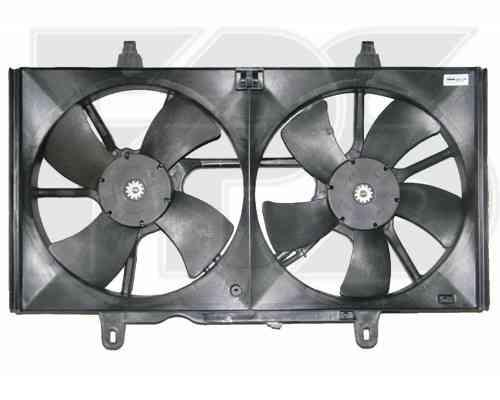 Вентилятор радиатора в сборе на Nissan Maxima A33, Nissan Teana J31