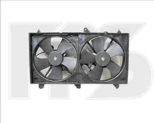 Вентилятор в сборе Chery Elara (FPS) FP 15 W1459 , фото 2