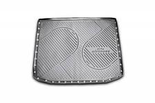 Коврик в багажник CITROEN C4 Aircross, 04/2012-> кросс. (полиуретан)
