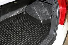 Коврик в багажник GEELY MK Cross,2011->, хб.