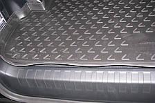 Коврик в багажник LEXUS GX 460 02/2010->, внед., длин. (полиуретан)