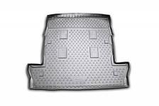 Коврик в багажник LEXUS LX570, 2007-> длин. внед. (полиуретан)